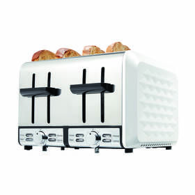 Four Slice Toaster Sunbeam Grill Commercial Electric Toasters General Home