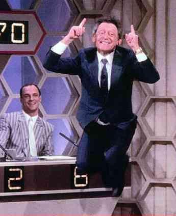 Das Spitze-Hopsen fand ich doof, aber Hans Rosenthal und die Sendung war toll!!!  Da sass noch die ganze Familie vor der Kiste. :-)