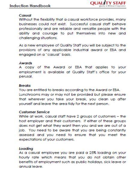 Employee Handbook Templates Detailed Guide On Employee Handbook