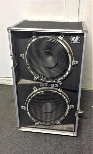 Allsound Bassbox BS 250 2x15 - Vintage - Tausch in Hannover - küche zu verschenken berlin