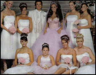 Katie Price Media Personality Peter Andre Wedding