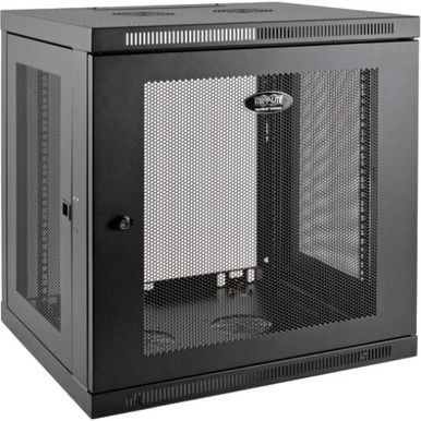 Tripp Lite 12u Wall Mount Rack Enclosure Server Cabinet Low Profile Deep 4412353 Wall Mount Rack Server Cabinet Tripp Lite