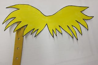 Lorax Freebie Dr Seuss Preschool Dr Seuss Activities Classroom