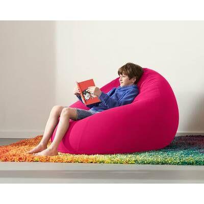 Double Bean Bag Sofa Chair