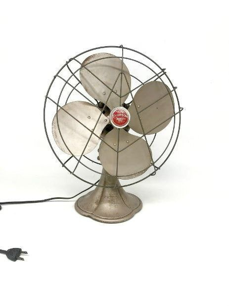 Vintage Electric Fan Emerson Electric Fan Emerson Jr Fan