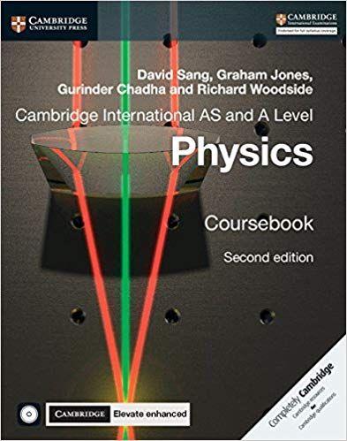 Cambridge International As And A Level Physics Coursebook A