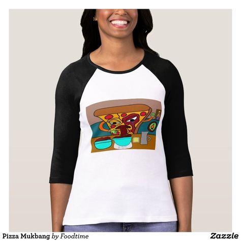 Pizza Mukbang T-Shirt