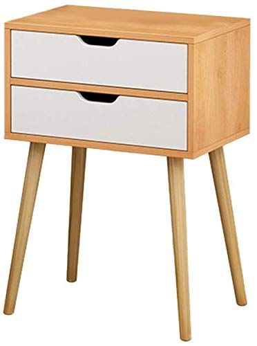 New Stylish Assemble Storage Cabinet Cssd Yellow Nightstand 2 Fabric Drawers Bedside Table Bedroom Side Table Modern Accent Table Sturdy Easy Assembly Ship In 2020 Yellow Nightstand Modern Accent Tables Side Tables Bedroom