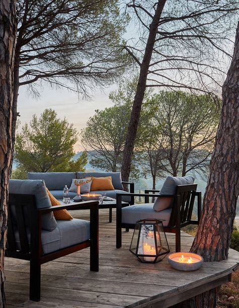 20 idées déco pour une terrasse zen à la maison - Elle ...