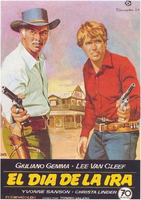 El Dia De La Ira 1967 Dual Sub Day Of Anger Western Movies Lee Van Cleef