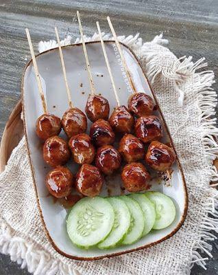 Bakso Bakar Madu Masakan Resep Masakan Makanan Dan Minuman