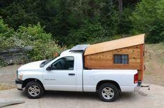 Custom Dodge Ram Truck Camper Truck Bed Camper Truck Camper