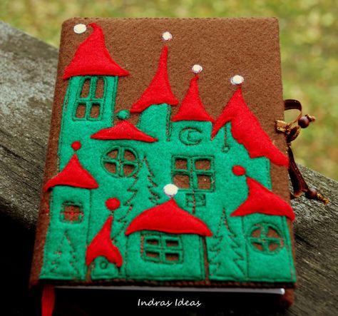 Christmas mood notebook - journal