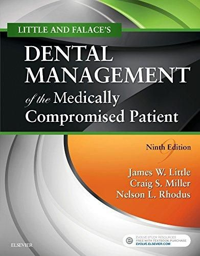 Little and Falace's Dental Management of the Medically Compromised Patient - Default