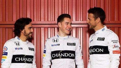 Button se toma un año sabático y Vandoorne será el nuevo compañero de Alonso en 2017