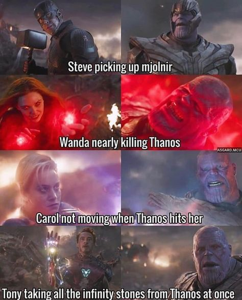 Thanos won 14 Million times lost 1 but lost the war..Follow  @marvel_entertaivment for more! Credits: @asgard.mcu /  @dcmarveleraFollo....comicshub is sharing instagram posts and you can see  pictures video posts and on this media post page.