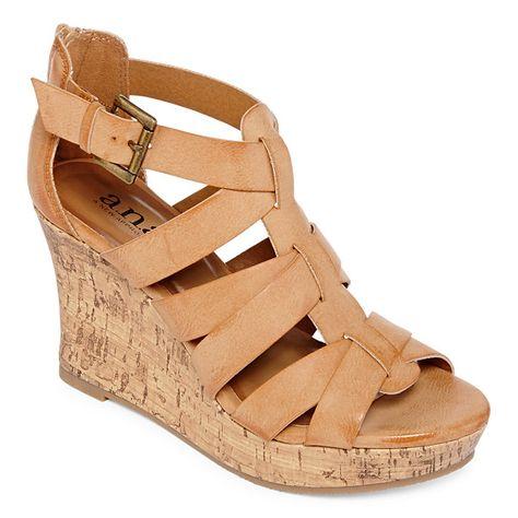 Women's Plataformas Wedge Mudd® Strappy SandalsPlataforma 0N8OPkXnw