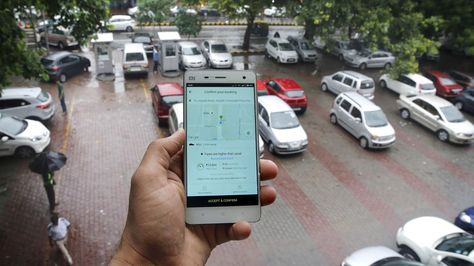 Uber, Ola ordered to halt ride-sharing services in India's Silicon Valley