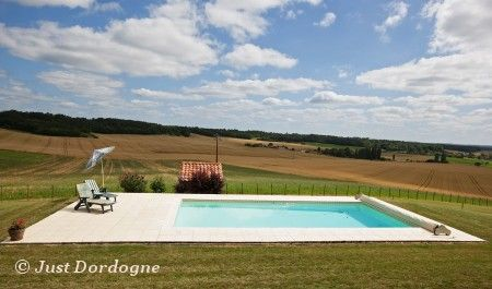 This South Facing Property Overlooks Simply Landscaped Grounds, Your Own  Pool, And Rolling Countryside Beyond. The Property Has Been Carefully  Designed To ...