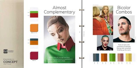 A+A Concept Color Trends AW 20-21 | ideedaprodurre