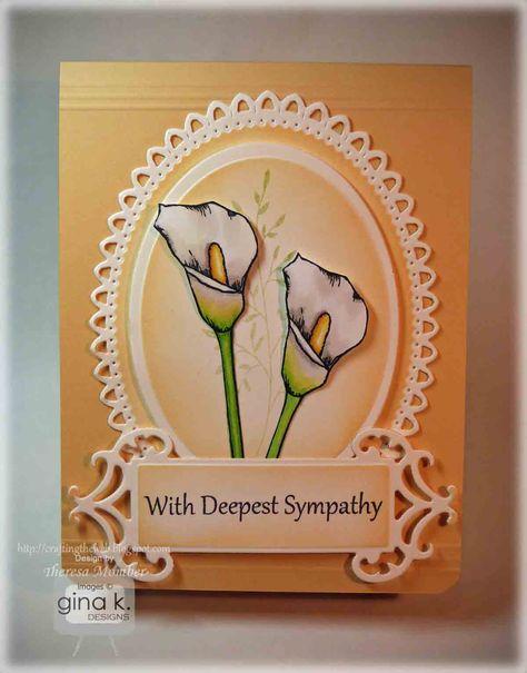 Elegant Florals Stamp Set with Tutorial