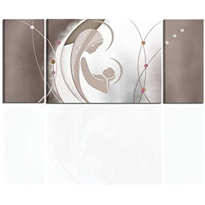Capezzale moderno quadro maternità capoletto arredare camera da letto idea regalo. 110 Idee Su Capezzali Moderni Nel 2021 Moderno Sacra Famiglia Immagini Religiose