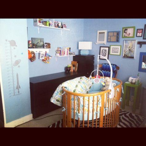 Atticus' Nursery – DIY & Sustainable