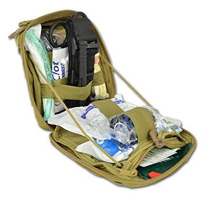 Lightning X Products Premium Nylon Molle Emergency Kit
