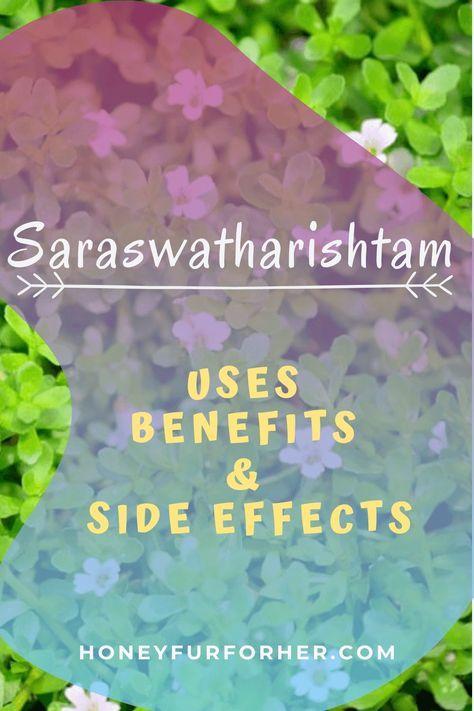 Saraswatharishtam Uses, Benefits, Dosage,  Side-Effects #ayurvedicmedicine #ayurveda #ayurvedalife #honeyfurforher