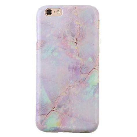 Cotton Candy Marble iPhone Case- I like this one too! $29