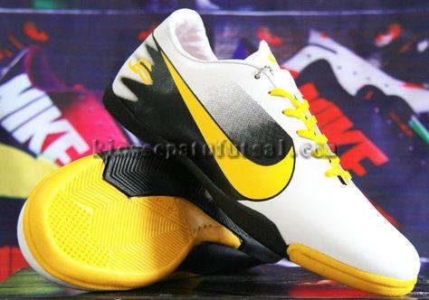 Sepatu Futsal Nike Rainbow Putih Hitam Kw Super Harga 160 000