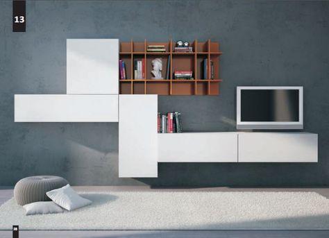 KICO LIVING Composizione N. 13 Moderno - soggiorno | Il SOGGIORNO ...