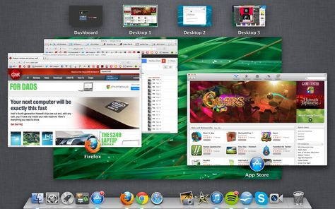 Mac Tip Five Useful Keyboard Shortcuts For Mission Control Mac Tips Mission Control Keyboard Shortcuts