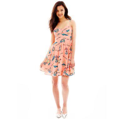 e5973b9101 L Amour Nanette Lepore Cutout Dress in Blue