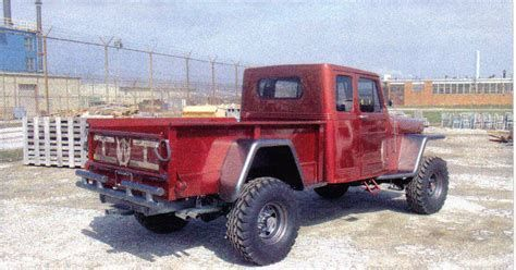 Image Result For Willys Truck Extended Cab Willys Trucks
