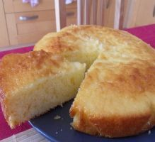 Gâteau Au Yaourt Allégé Vanillé Sans Huile Ww Food Dessert