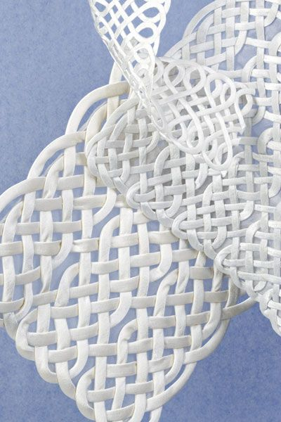 Weave a Celtic Knot - Threads