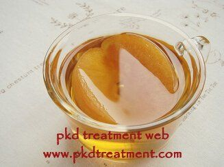 Will apple cider vinegar help kidney cyst patients? Apple cider vinegar has long been used as a folk remedy and it should be added on a renal cyst diet. Kidney cyst patients can get some amazing benefits from drinking apple cider vinegar.