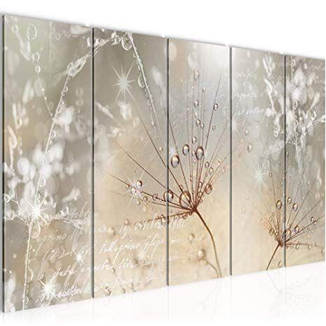 Affiliate: Bilder Blumen Pusteblume Wandbild 200 x 80 cm ...