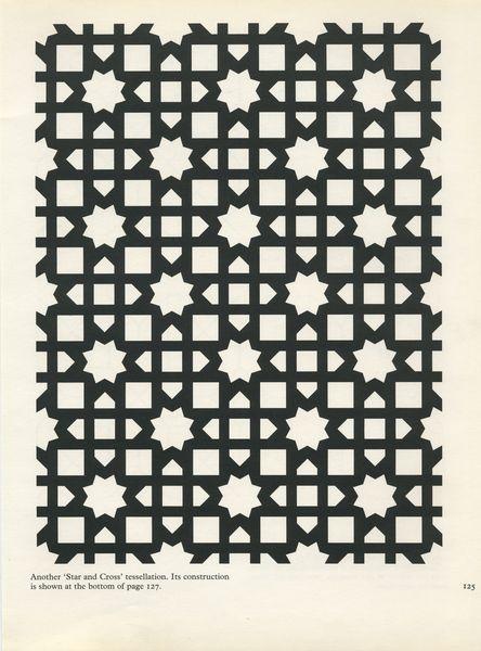 Pattern Geometriche Pia 125 Pattern In Islamic Art David Wade