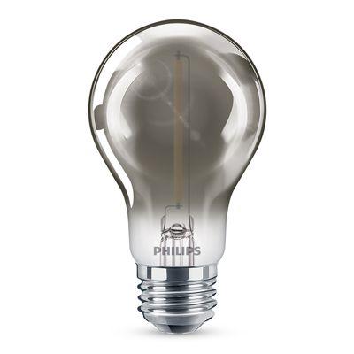 Foco Led Modern A19 4w Luz Neutra Dimeable The Home Depot Mexico En 2020 Focos Led Iluminacion Exterior
