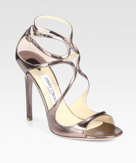 bba80ceffbe New In Box Jimmy Choo Lance Heels  795 MSRP - Size 41 (US Size 10 or ...