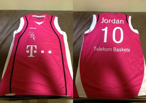 Jared Jordan - Telekom Baskets Bonn - Alemania