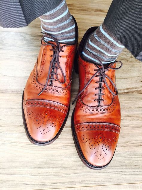 Allen Edmonds - Strand - Walnut | Allen Edmonds Strands | Pinterest | Allen  edmonds