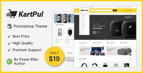 KartPul — Electronics Prestashop Theme   Stylelib