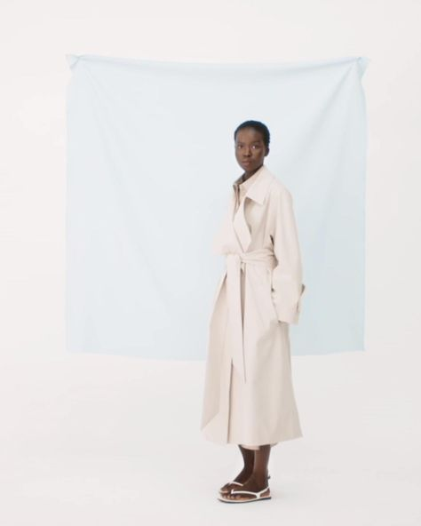 BRAND SPOTLIGHT: As the essence of this season's Modern Minimalism trend, The Row's DNA is an ode to pared-back dressing and minimalist restraint. Since 2006 founders Ashley and Mary-Kate Olsen have stayed consistent to their designs rooted in luxe materials, sharp tailoring and understated silhouettes. Explore more of The Row's modern take on feel-good, no-fuss essentials.