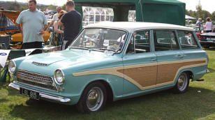 1963 1966 Ford Consul Cortina Super Estate Classic British Ford