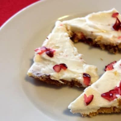 Cranberry Bliss Bars Low Carb Gluten Free Joy Filled Eats