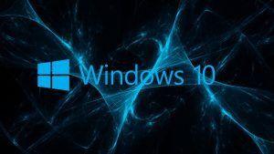 Windows 10 Wallpaper Hd 3d For Desktop Black Windows 10