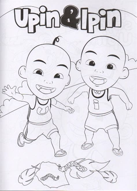 Mewarnai Gambar Ipin Upin Mewarnai Gambar Buku Mari Mewarna Upin Ipin Volume 5 Dunia Haiwan Unicorn Coloring Pages Minion Coloring Pages Kitty Coloring